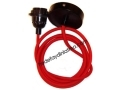 Red Fabric Cable