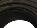 Dark Fabric Cable