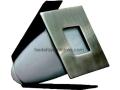 Mini Gömme 3 Ledli Kare Çelik Armatür