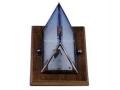 Triangle Ahşap Tavan Aydınlatması