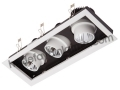 3x12w Cob Led Downlight Armatür