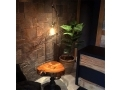 Pulley Up Down Floor Lamp