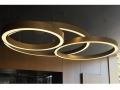 Vafe Circular There Pendants