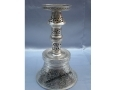 Bright Chrome Candlestick