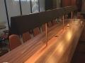 Longue Black-Copper Table Lamp