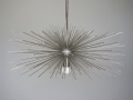 Silver Urchin Pendant Lighting