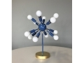 Blue Sputnik Table Lamp Lighting