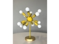 Yellow Sputnik Table Lamp Lighting