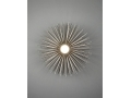 Silver Urchin Sconce Lighting