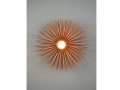 Copper Urchin Sconce Lighting