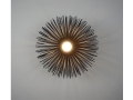 Black Urchin Sconce Lighting