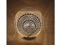 Mozaik Ay Işığı Masa Lambası
