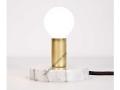 Modern Minimalist Brass Lamp Desk Table Lamp