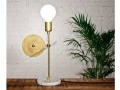 Halo 2 - Mid century modern table lamp