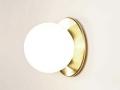 Pleine Lune - Brass Sconce