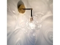 The Brass Bubble Sconce