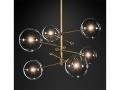 Glass Globe Sarkıt 145 cm