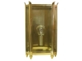 Empire Style Brass Sconce