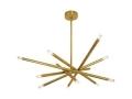 Nest Brass Pendant