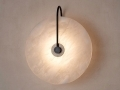 Alister Marble Sconce