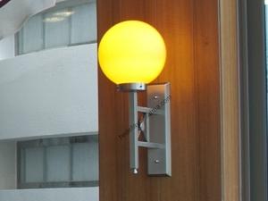 Modern Sarı Glop Aplik