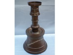 Copper Candlestick 2