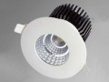 COB Sharp LED Yuvarlak Downlight