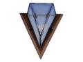 Triangle Vitray Tavan Aydınlatması