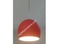 Kırmızı Metal Top Sarkıt