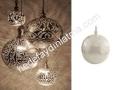 Metal Delikli Balon Sarkıt