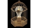 Pas Kuş Kafesi Masa Lambası
