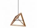 Triangle wooden sarkıt