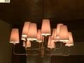 Pink Lampshade Sarkıt