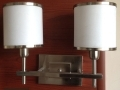 Double Metal Lampshade