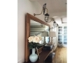 Brass Cage Wall Sconce