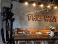 THE WAY Marquee Sign Sconce