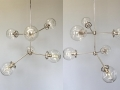 Nickel Celeste Chandelier Lighting