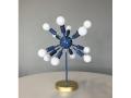 Blue Sputnik Table Lamp Lighting