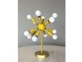 Yellow Sputnik Table Lamp Lighting