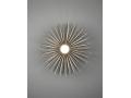 Silver Urchin Sconce Lighting