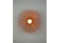 Copper Urchin Sconce Lighting