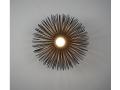 Black Urchin Sconce Lighting