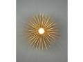Gold Urchin Sconce Lighting
