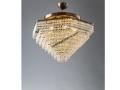 Piramit Kristal Avize
