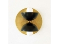 Double Wall Brass Sconce Lamp Wall Light