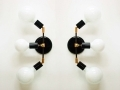 Triple Wall Sconce Fixture Modern Sconce