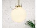Full Moon - Mid century modern pendant lamp