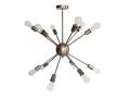 Sputnik Chandelier Light Atomic