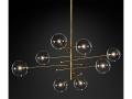 Glass Globe Sarkıt 200 cm