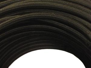 Siyah Kumaş Kablo